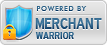 Secure Payments Provided by Merchant Warrior