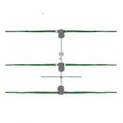 steppIR 3 Element 6-20m Yagi (SDA 100 Controller)