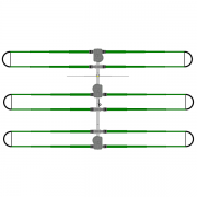 steppIR DB18E Yagi Antenna, 40m-6m (SDA 100 Controller)