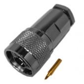 N Male Plug (RG-213)